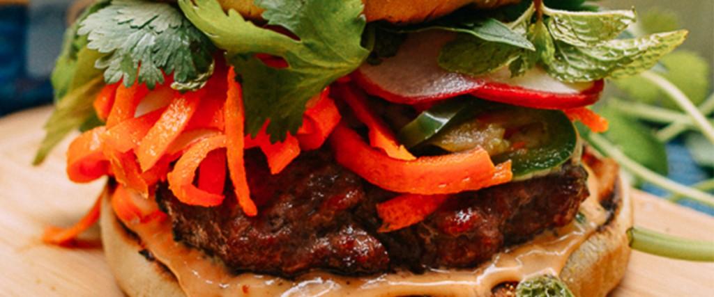 BGE Banh Mi Burger